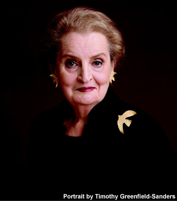 Madeleine Albright Sounds The Alarm On Fascism And Donald Trump