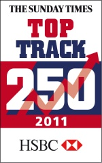 Sunday Times, HSBC, Top Track, Fast Track, 2011